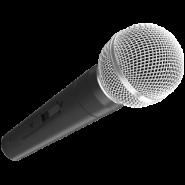 Микрофоны и пульты управления