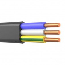 ВВГ-Пнг(А)-LS 3х6 ок(N,PE) Кабель