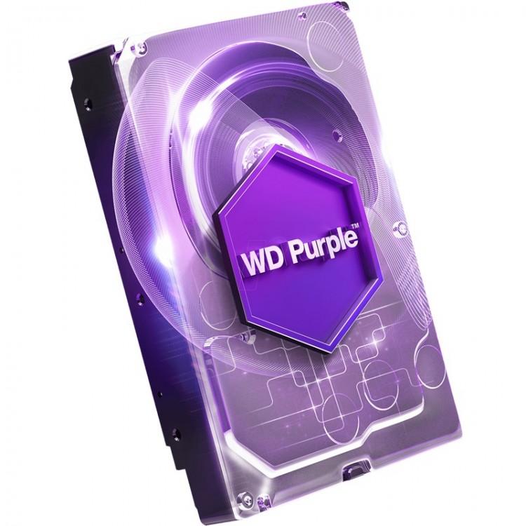 Жесткий диск WD Purple WD121PURZ, 12Тб, HDD, SATA III, 3.5