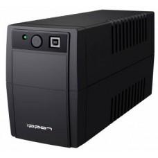 Ippon Back Basic 650 ИБП (черный)