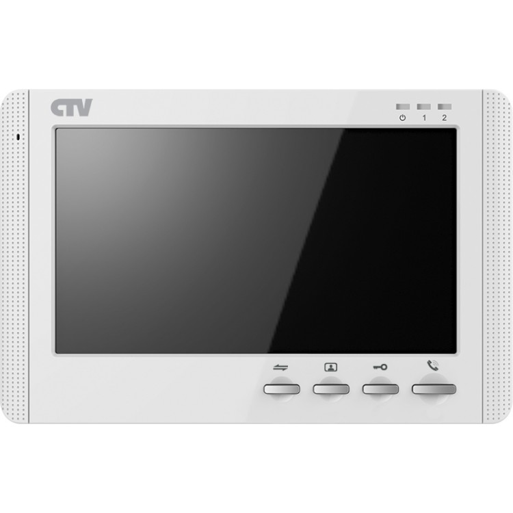 CTV-M1704MD (Белый) Монитор видеодомофона