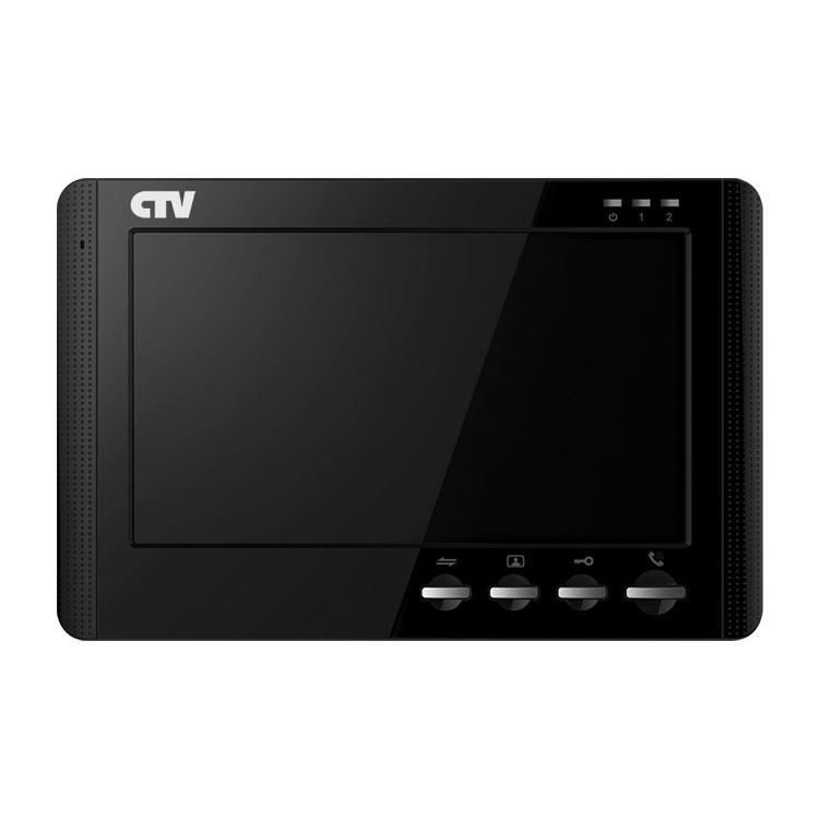 CTV-M1704MD (Черный) Монитор видеодомофона