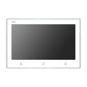 CTV-M4703AHD (Белый) Монитор видеодомофона