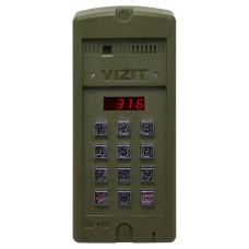 Vizit БВД-316F Блок вызова для совместной работы с БУД-302