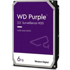 Western Digital WD62PURZ Жесткий диск HDD 6Тб