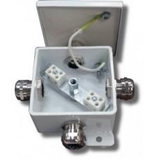 КМ-О (4к)-IP66 Коробка монтажная огнестойкая