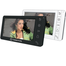 Tantos Amelie (Black) (VZ) Монитор видеодомофона