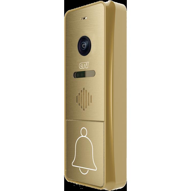 CTV-D4004FHD (Золото) Вызывная панель