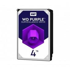 Жесткий диск WD Purple WD40PURZ, 4Тб, HDD, SATA III, 3.5