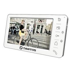 Tantos Amelie (White) Монитор видеодомофона