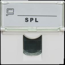 SPL 200007 Розетка информационная