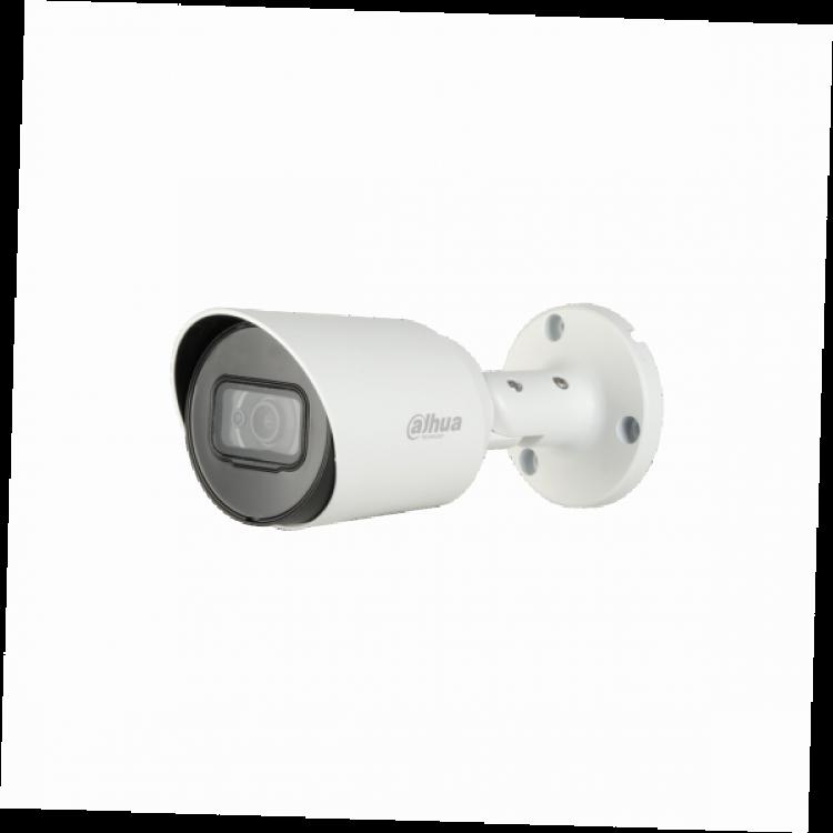 Dahua DH-HAC-HFW1400TP-POC-0280B Уличная цилиндрическая HDCVI-видеокамера