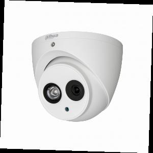 Dahua DH-HAC-HDW1200EMP-A-POC-0280B Уличная купольная HDCVI-видеокамера