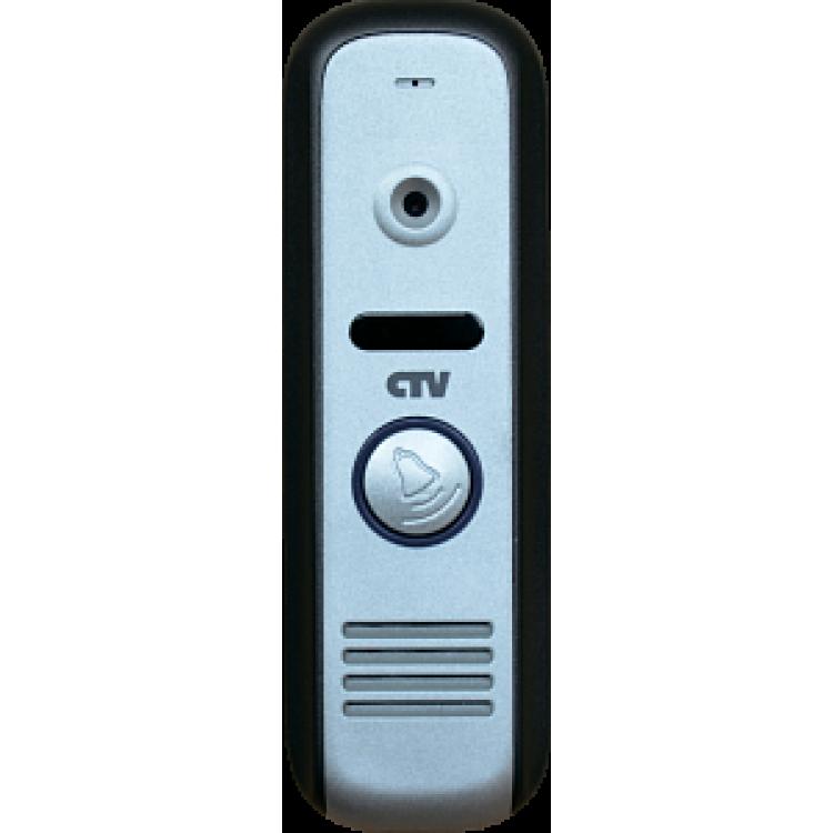CTV-D1000HD (Серебряный антик) Вызывная панель 960H
