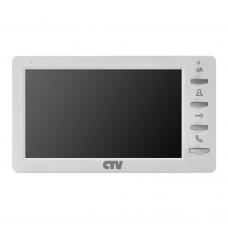 CTV-M1701MD (Белый) Монитор видеодомофона