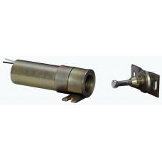 Promix-SM104.10 Замок электромеханический накладной малогабаритный универсальный с толкателем