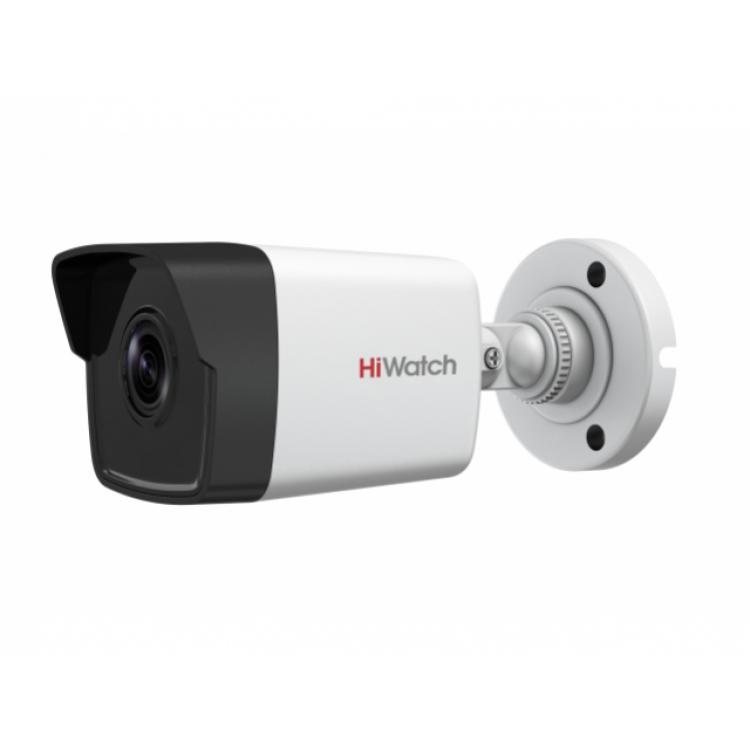 HiWatch DS-I200 (C) (4 mm) IP-камера с EXIR-подсветкой