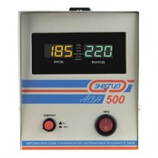 ЭНЕРГИЯ АСН-500 Cтабилизатор с цифровым дисплеем
