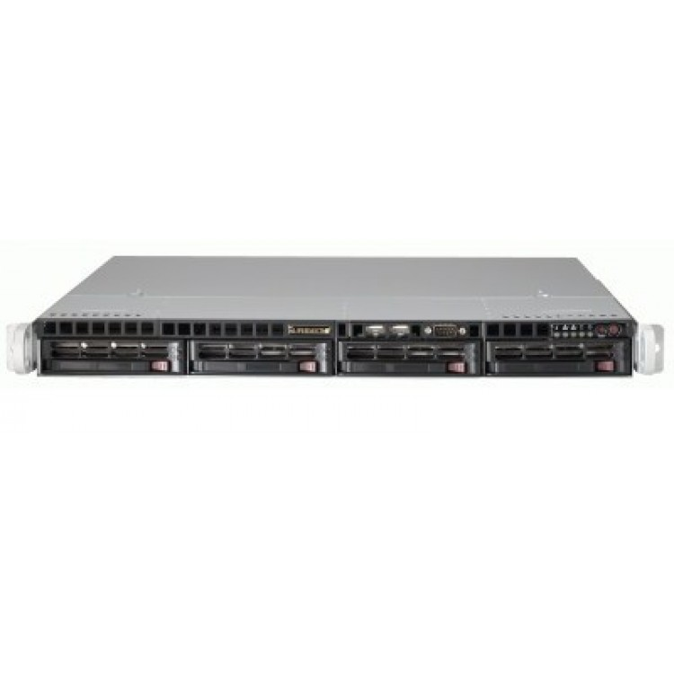 Линия NVR-128 1U IP Видеосервер