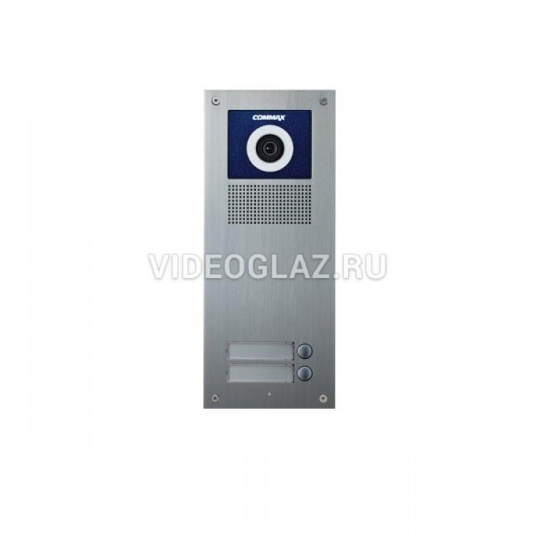 Commax DRC-2UC/410 вызывная панель