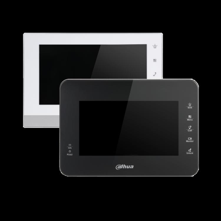 Dahua DH-VTH1560B 7-ми дюймовый IP монитор видеодомофона