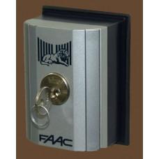 FAAC Т10Е Ключ-выключатель накладной