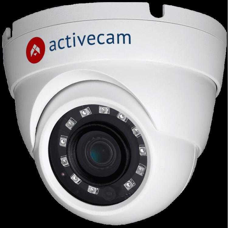 ActiveCam AC-H2S5 2МП мультистандартная (4-в-1) видеокамера