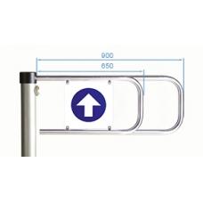 PERCo-ASG-900 Створка калитки