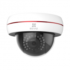 Ezviz C4S (PoE) 2Мп внешняя купольная IP камера