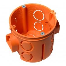 Промрукав 80-0510-2С Коробка установочная углубленная стойкая к горению (ПВ-2) 64х60