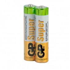 GP Super AAА/LR03 Батарейка алкалиновая