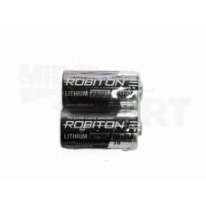 ROBITON CR123A PROFI Элемент питания