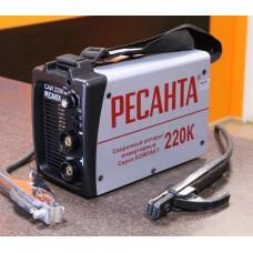 Ресанта САИ220К (компакт) Сварочный аппарат инверторный