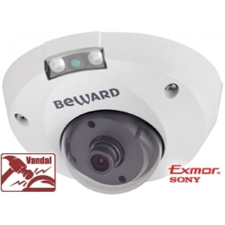 BEWARD B1510DMR IP камеры