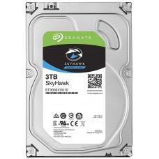 Жесткий диск SEAGATE Skyhawk ST3000VX010, 3Тб, HDD, SATA III, 3.5