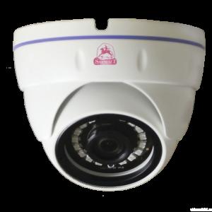 SarmatT SR-S500V2812IRH Вандалозащищенная гибридная Full AHD/CVI/TVI/CVBS HD видеокамера