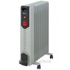 Маслонаполненный радиатор Timberk TOR 21.2512 AC, 12 секций, 2.5кВт