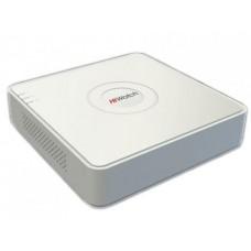 HiWatch DS-H104UA 4-х канальный гибридный HD-TVI регистратор