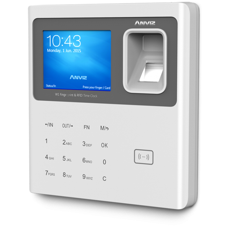 Anviz W1 (EM) PRO терминал учёта рабочего времени