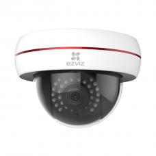 Ezviz C4S (Wi-Fi) (4mm) 2Мп внешняя купольная Wi-Fi камера
