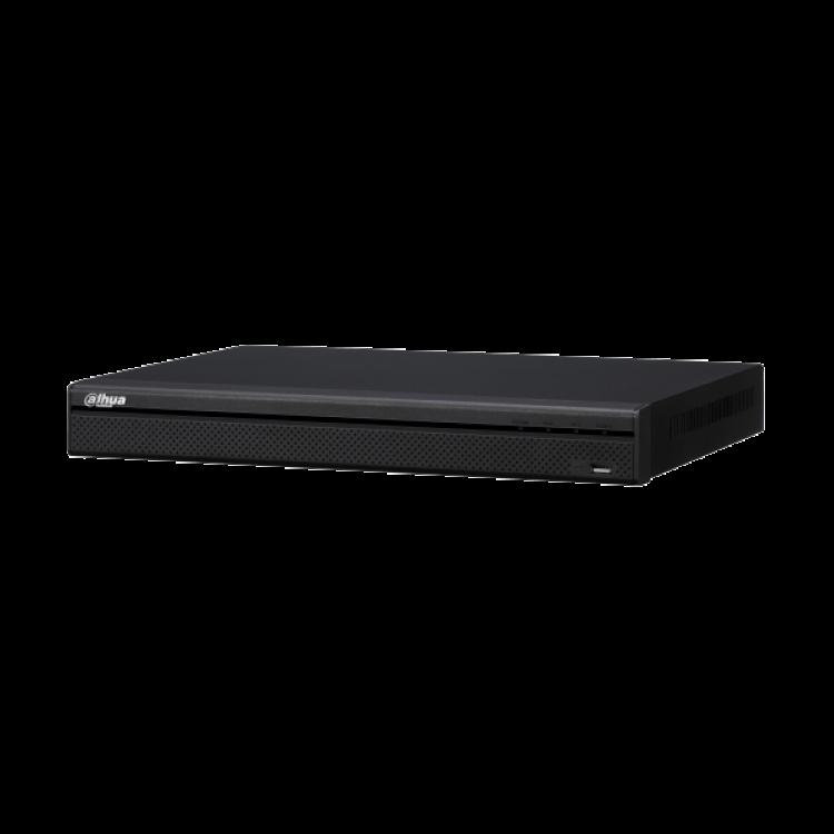 Dahua DHI-NVR5208-8P-4KS2 Видеорегистратор IP 8-ми канальный 4K и H.265