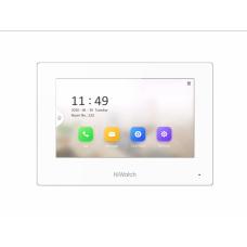 HiWatch DS-D100IMWF IP видеодомофон с WI-FI