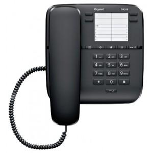 Siemens Gigaset DA 310 Телефон (черный)