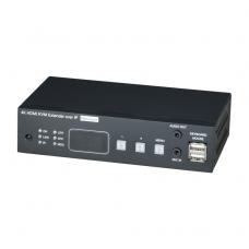 SC&T HKM02BPR-4K Приемник KVM