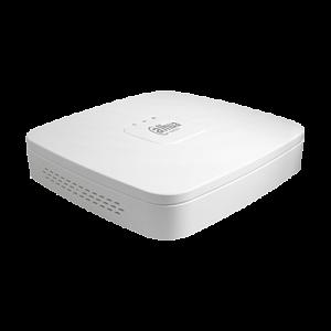Dahua DHI-NVR2104-4KS2 Видеорегистратор IP 4-х канальный 8Мп