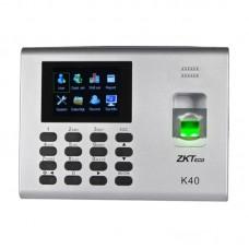 ZKTeco k40 Беспроводной терминал распознавания лиц
