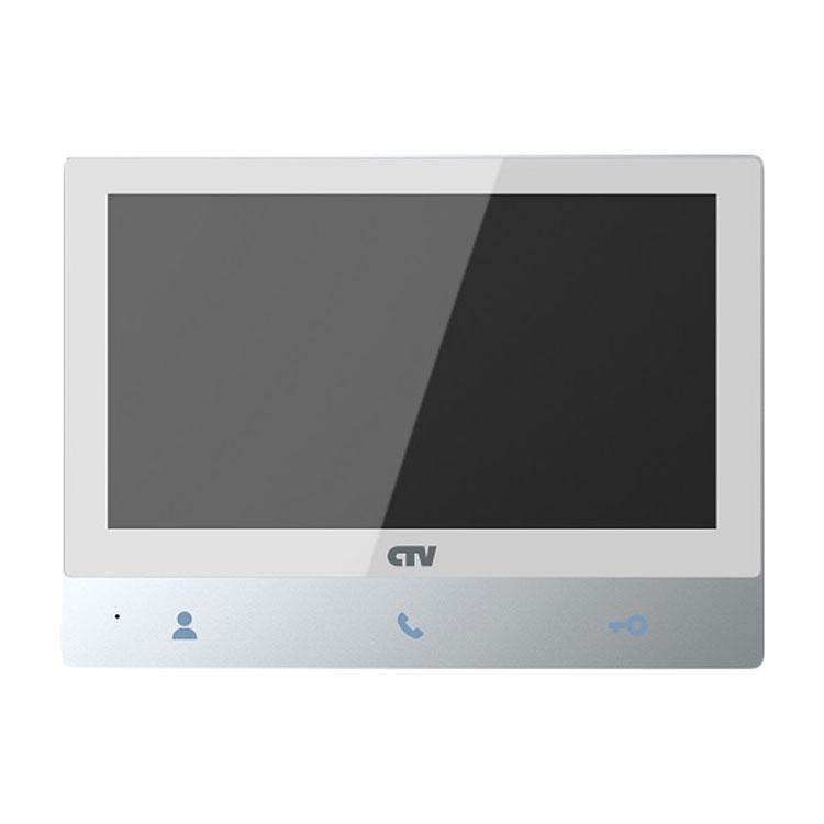 CTV-M4701AHD (Белый) Монитор видеодомофона