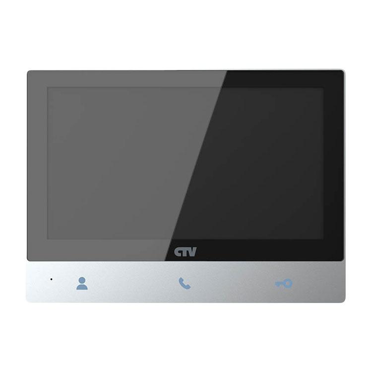 CTV-M4701AHD (Черный) Монитор видеодомофона