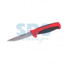 REXANT 12-4922 Нож строительный нержавеющая сталь лезвие 90 мм