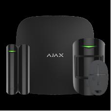 Ajax StarterKit Plus (black) Комплект системы безопасности
